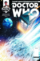 Doctor Who The Eleventh Doctor Adventures #12 (Cover B)